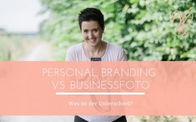 Businessfotos vs. Personal Branding?